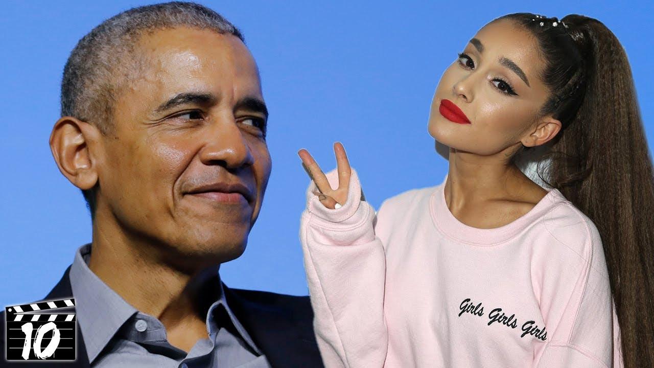 Top 10 Celebrities Who Are Supporting Joe Biden