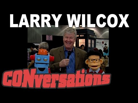 CHIPS star Larry Wilcox – CONversations with Stanley & JAX 203  The Ultimate Nerdament