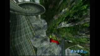 F-Zero GX: Snaking ~ Green Plant - Spiral - (2