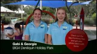Merry Christmas from the BIG4 Deniliquin Holiday Park team