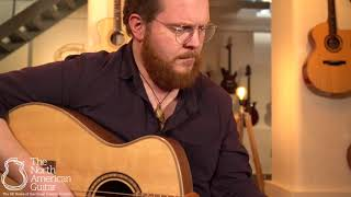 Andrew White Freja 1022 Electro-Acoustic Guitar Played By Ben Smith (Part Two)