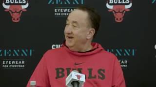 Full video: Bulls acquire Otto Porter Jr. in trade with Washington Wizards