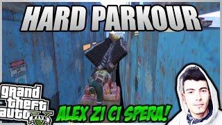 GTA 5 ONLINE ITA - HARD PARKOUR / Alex Zi Ci Spera! w/Facecam - GTA 5 ITA PARKOUR GAMEPLAY