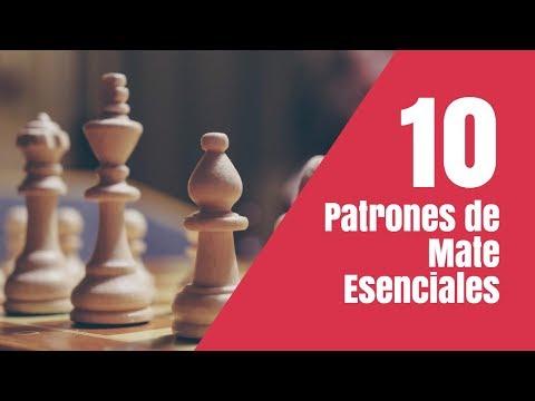 10 Patrones de Mate 🔪 Esenciales con MF Sebastian Fell