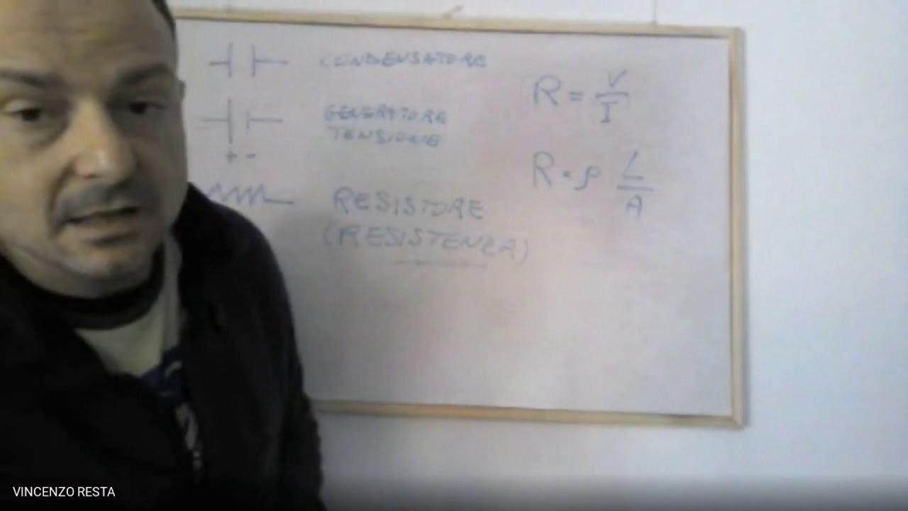 Resistore e codice di lettura