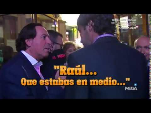 🔥¡SALTAN CHISPAS!🔥 MÁXIMA TENSIÓN entre Raúl González y Pipi Estrada. ¡NO TE LO PIERDAS!