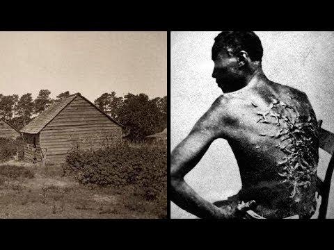 Das Leben eines Sklaven - Unglaubliche Fakten über die Sklaverei!