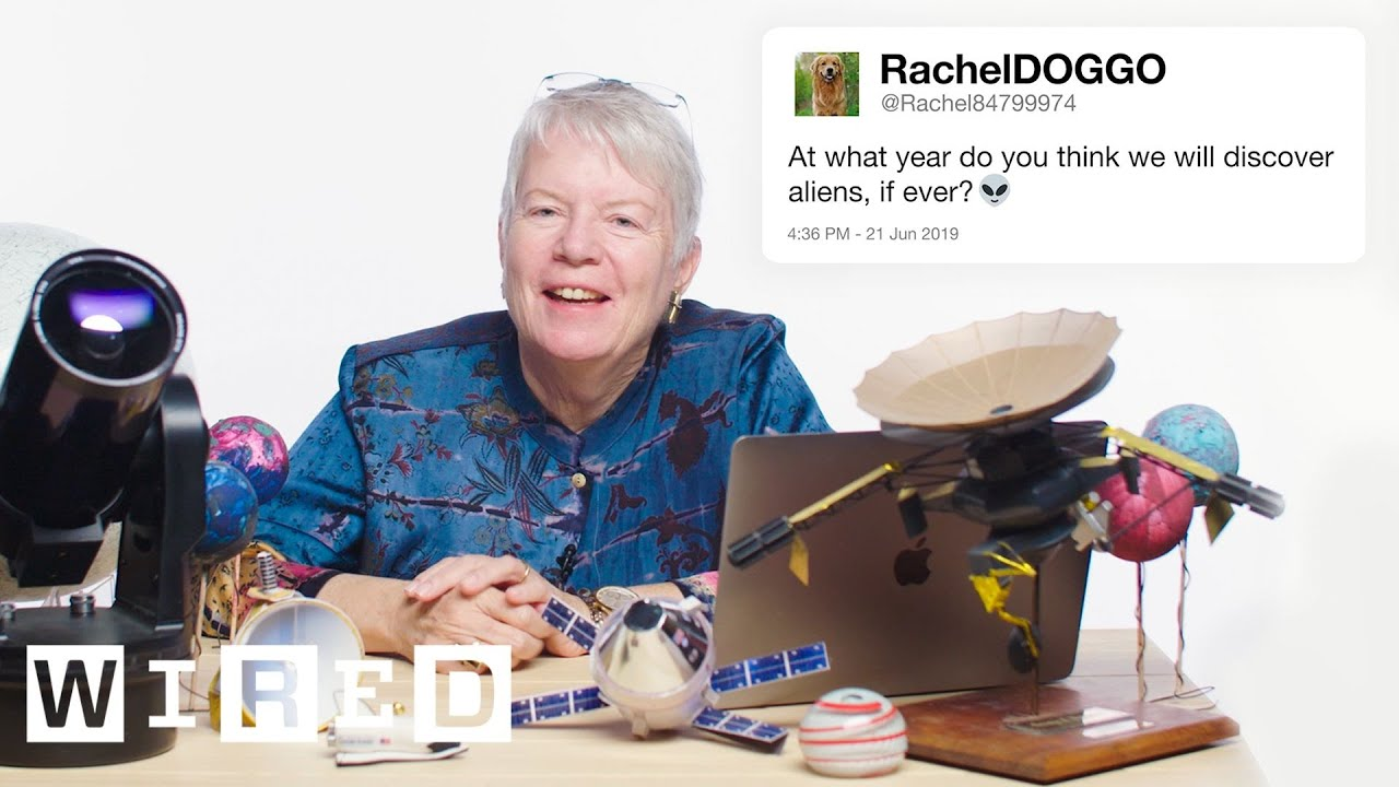 Astronomer Jill Tarter Answers Aliens Questions From Twitter | Tech Support