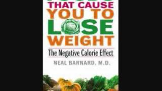 the negative calorie effect at all stages of life dr neal barnard