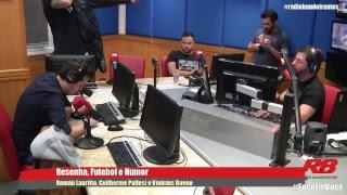 Resenha, Futebol e Humor - 13/09/2018