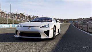 Forza Motorsport 6 - Lexus LFA 2010 - Test Drive Gameplay (HD) [1080p60FPS]