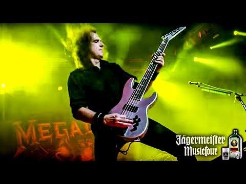 Megadeth - Jägermeister Music Tour - David Ellefson Thumbnail image