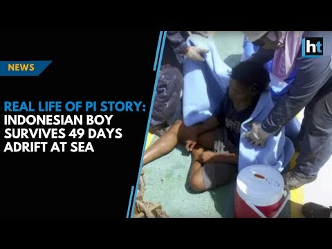 Real Life Of Pi Story: Indonesian Teen Survives 49 Days Adrift At Sea