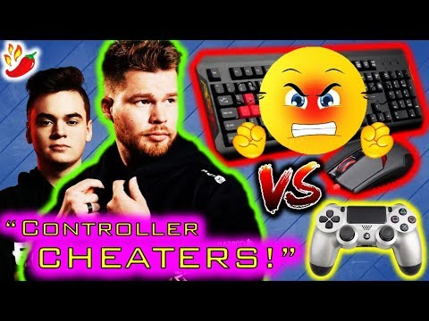 PC Players FUMING after CoD Pros WIN CoD Tournament?? Console CHEATERS!?    Warzone