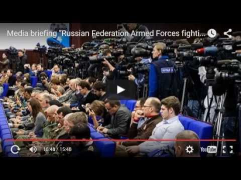 "Mass media briefing 12 02 2015 ""Russian Federation Armed.  New data."