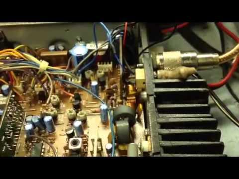 Hr2510 Speaker Jack Modification Youtube. Hr2510 Speaker Jack Modification. Wiring. Hr2510 Radio Cb Mic Wiring At Scoala.co