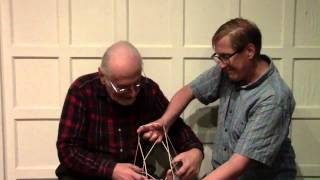 Advanced Cat's Cradle: Manger To Fish In A Dish