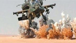 تدريبات الجيش المغربي بر وجو تزرع الرعب في نفوس بوليساريو