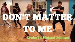 Baixar Warren Roma teaching to Don't Matter to Me by Drake