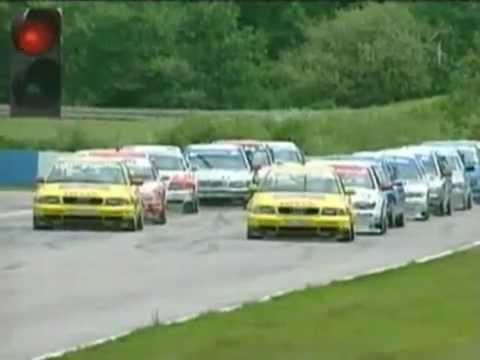 STCC 2000 deltävling 2 Knutstorp och CART Nazareth 2a