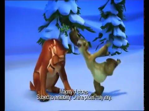Ледниковый период: Гигантское Рождество (2011) - Трейлер мультфильма