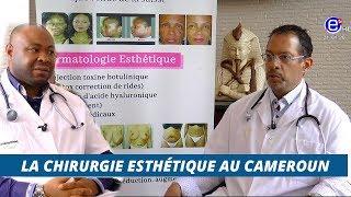 ACTU SANTE (LA CHIRURGIE ESTHÉTIQUE AU CAMEROUN) DU MERCREDI 08 MAI 2019   EQUINOXE TV