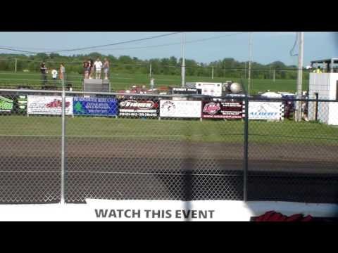 Modified Heat 1 @ Benton County Speedway 07/02/17