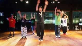 TAKAHIRO Dance Classa at【TOPFIELD DANCE CENTER】SHIBUYA JAPAN http...