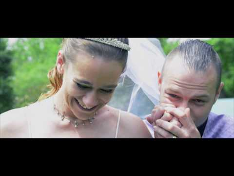 BRANDON AND STEPHANIE WILSON  - WEDDING VIDEO -  DIRECTED BY: BARDELL LAKE