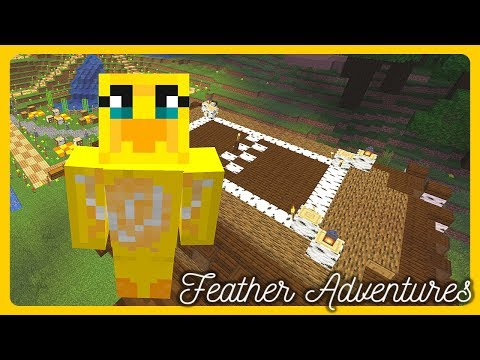 Feather Adventures : BACK TO BUILD - {272}