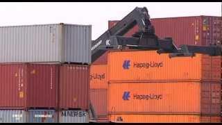 Hafen Riesa ein Jahresrückblick 2012