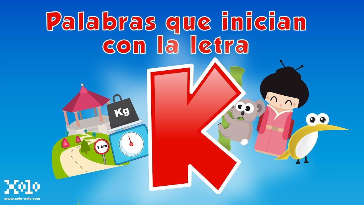 10 dibujos con k