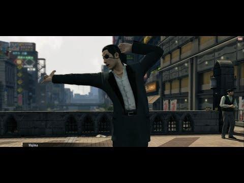 Goro Majima Dances for 1 Hour.