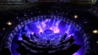 The Elder Scrolls V: Skyrim Dawnguard трейлер на русском языке (дубляж)