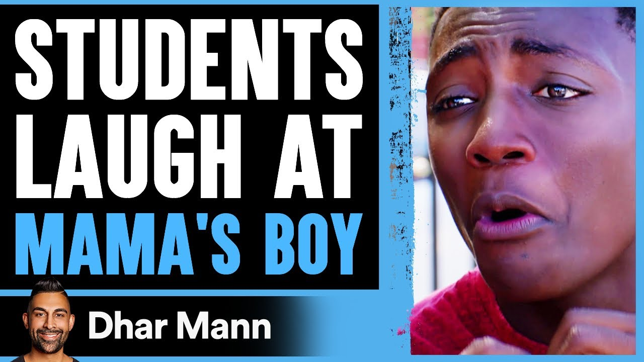Download Students LAUGH At MAMA'S BOY, What Happens Is Shocking | Dhar Mann