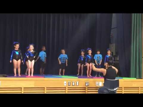 Peck Slip School: After School - Tumbling Performance June 2017