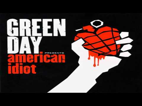 Green Day - Homecoming [Acapella / Only Vocals]