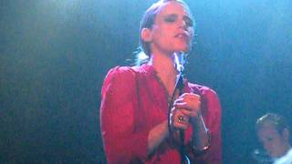 Anna Calvi Morning Light live @ Junction, Cambridge, 14th May 2011