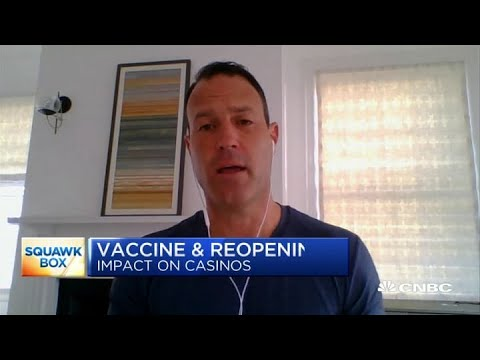 Penn National Gaming CEO on how positive vaccine news has affected business