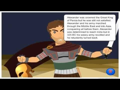Alexander the Great - Skwirk Educational Animations