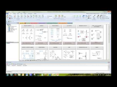 Modelling Cables and Transmission Lines with PSCAD/EMTDC