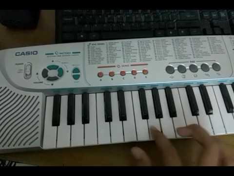 Bahubali 2 Song SAAHORAE BAHUBALI ( Jiyo Re Bahubali / Bali Bali Bahubali)  On Keyboard / Piano