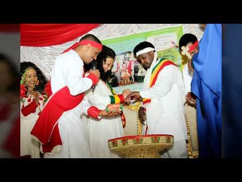 ETHIOPIA Wedding Meseret Assefa and Mare Tsegwu