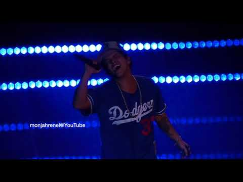 When I Was Your Man - Bruno Mars [24K Magic Tour Manila 2018]