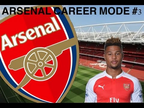 SERGE GNABRY HAS ARRIVED!!! ARSENAL CAREER MODE S3 #3 (FIFA 16)