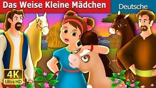 Das Weise Kleine Mädchen | Gute Nacht Geschichte | Deutsche Märchen
