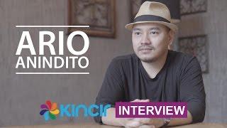 Ario Anindito, Pensiler Komik Marvel dari Indonesia - Kincir Interview