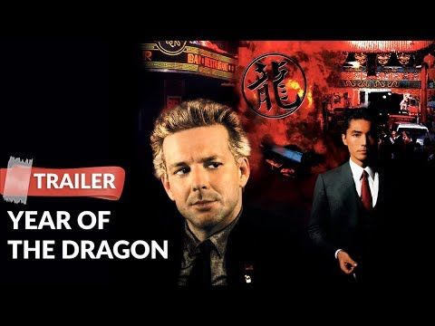 Year of the Dragon 1985 Trailer | Mickey Rourke | John Lone