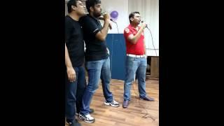 Yaariyan - Karaoke @ Work - 2014