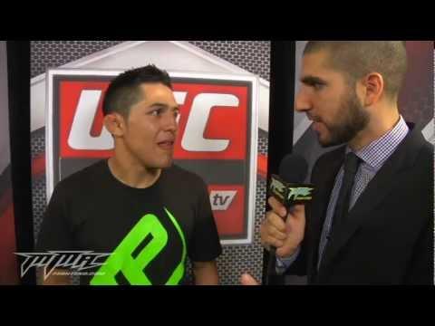 UFC 150: Erik Perez 'Surprised' by 17-Second Knockout